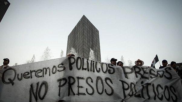 Мексика: останки одного из пропавших студентов опознаны