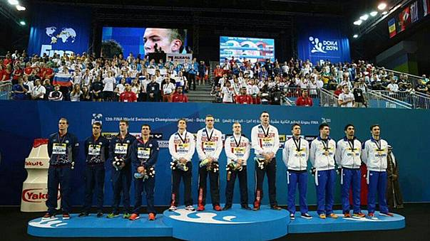 Hosszu and Manadou each claim another World Record