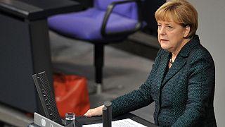 Merkel compreende a decisão de Bruxelas não sancionar países incumpridores