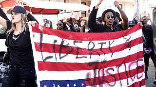 ΗΠΑ: Συνεχίζονται οι διαδηλώσεις κατά της αστυνομικής βίας