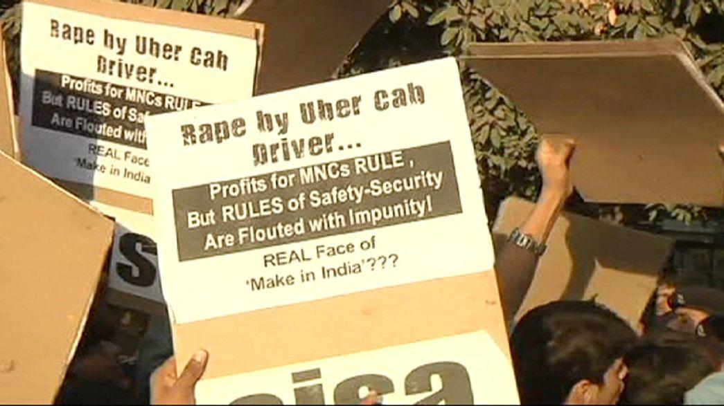 Taxisofőr erőszakolt meg egy nőt Indiában