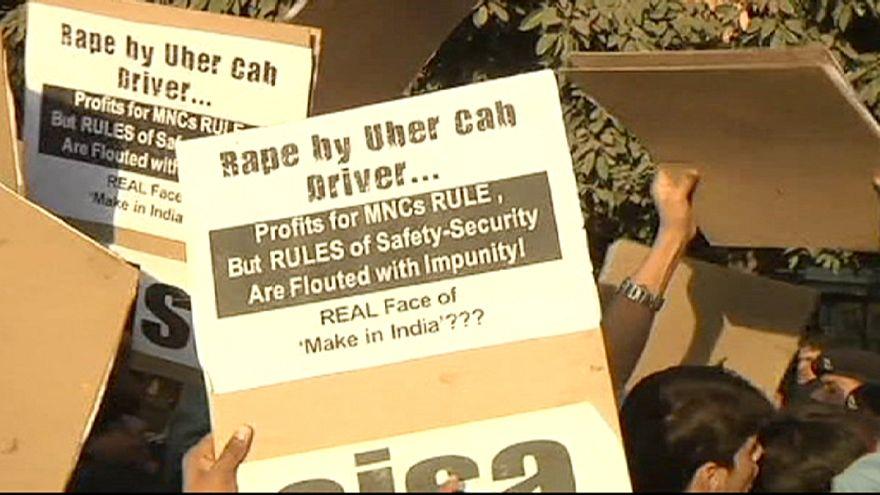 Индия: арестован водитель такси, который подозревается в изнасиловании пассажирки