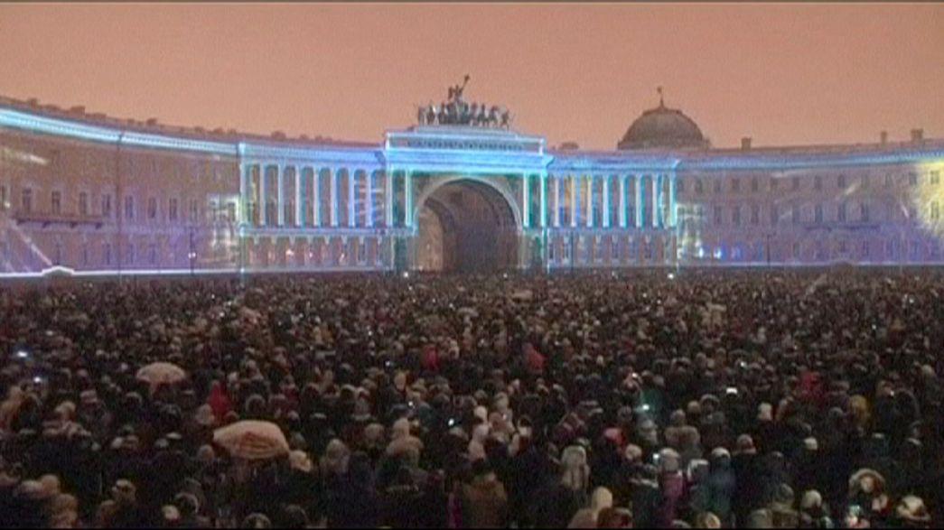 روسيا تحتفل بالذكرى الـ: 250 لتأسيس متحف الإرميتيْجْ
