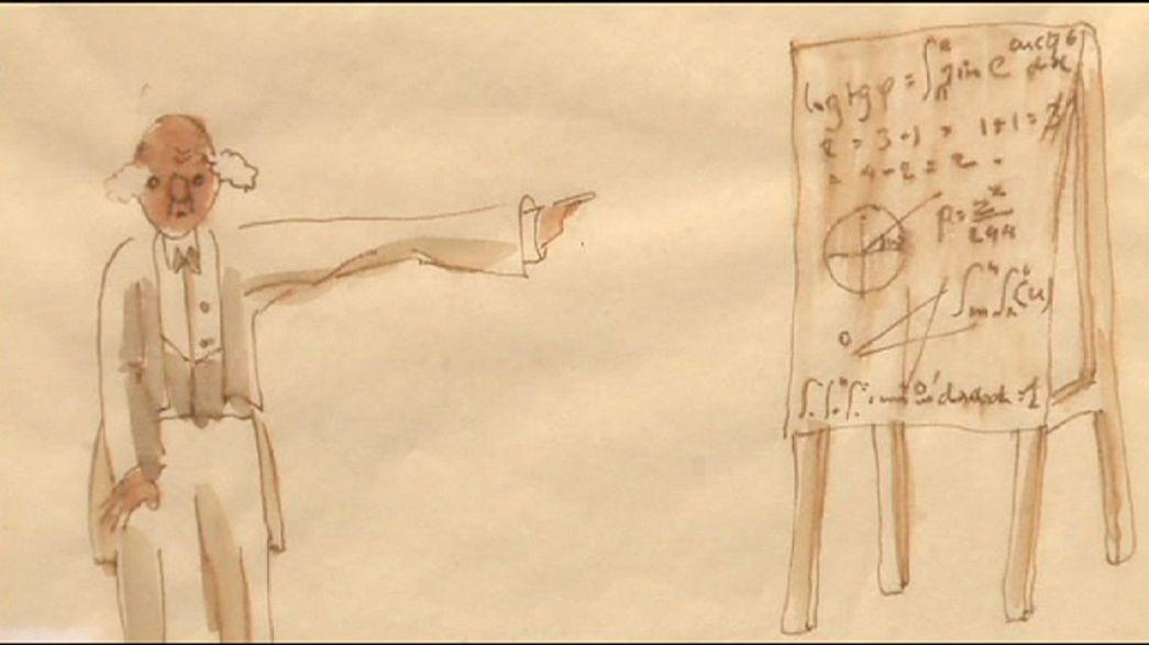 Küçük Prens çizimi açık arttırmaya çıkıyor