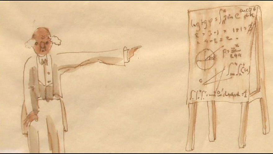 """Рисунок Сент-Экзюпери к """"Маленькому принцу"""" выставят на аукцион"""