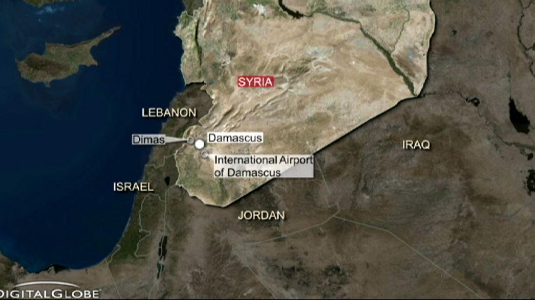 Síria acusa aviação israelita de atacar posições perto de Damasco