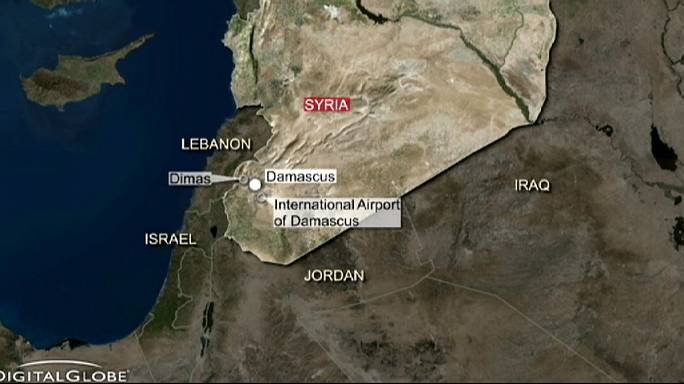 Israeli warplanes hit targets in Syria