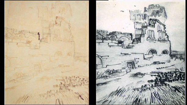 Van Gogh paintings have lost their original colours