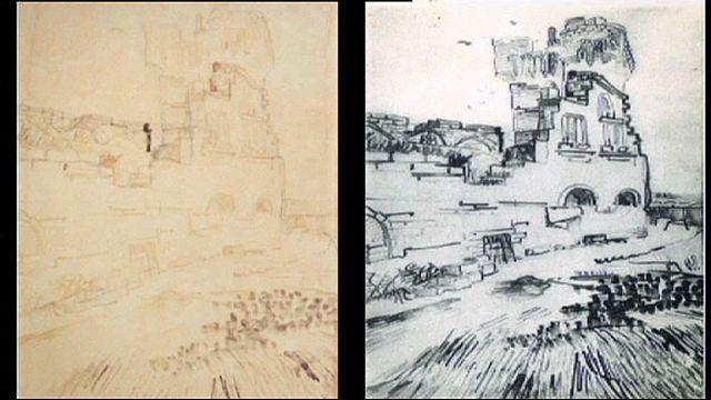 Fakulnak Van Gogh festményei
