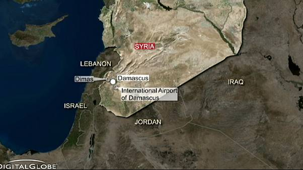 Syria says Israel warplanes strike targets near Damascus in 'flagrant attack'