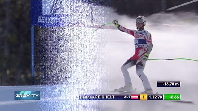 التزلج الألبي: نتائج الأسبوع في فئتي السيدات والرجال
