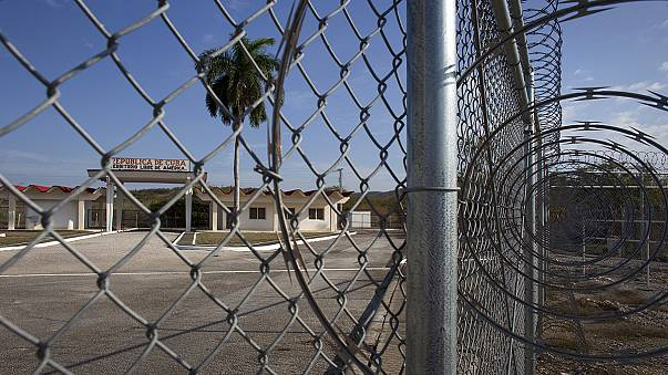 Guantanamói foglyokat fogadott be Uruguay