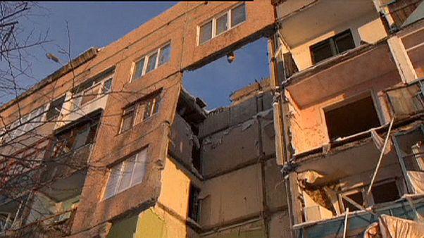 La ciudad ucraniana de Pervomaysk, bajo más fuego de artillería