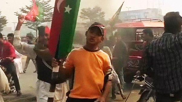 Las protestas antigubernamentales en Pakistán dejan, al menos, un muerto