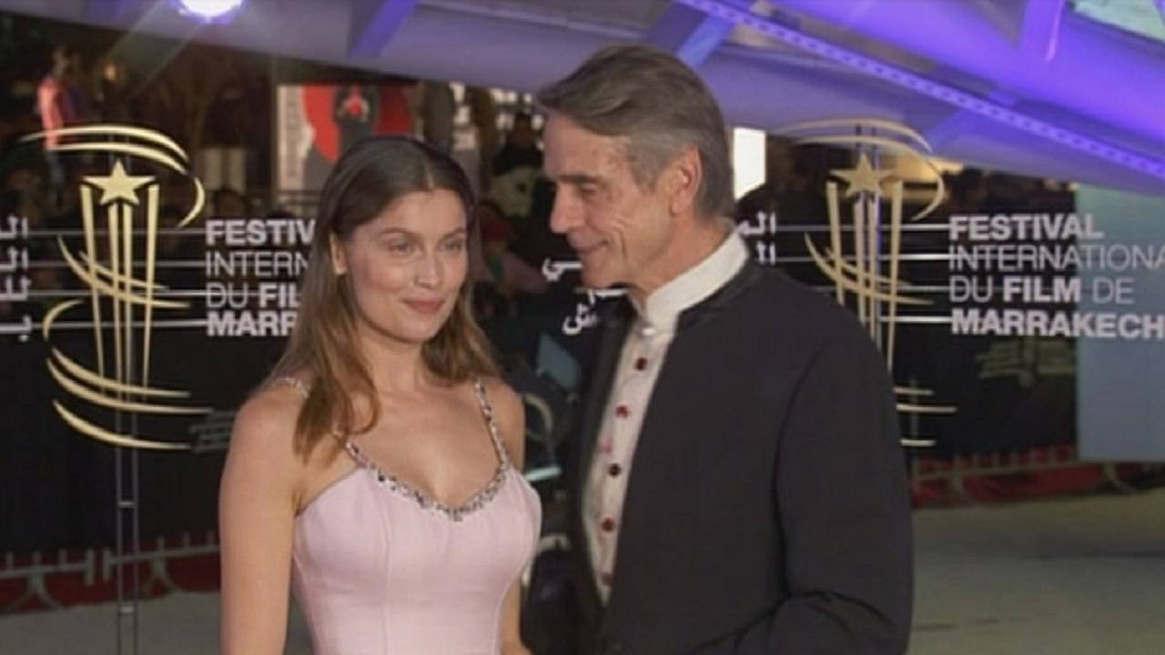 Marrakech Film Festival: premio alla carriera per Jeremy Irons