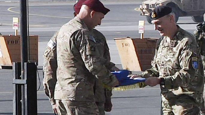 Vége az afganisztáni küldetésnek