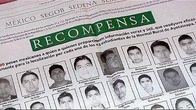 Peritos europeus vão investigar o desaparecimento de jovens mexicanos