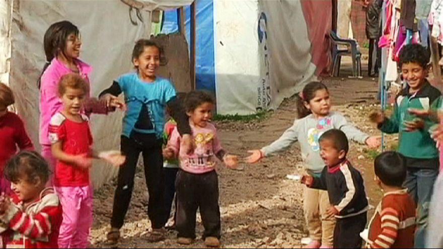 Humanitárius katasztrófa fenyegeti a szíriai menekülteket