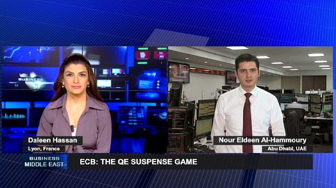 La reazione dei mercati di Europa e Medioriente dopo il mancato QE