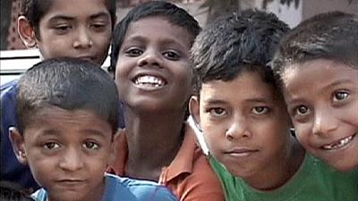 Nobel prizewinners Malala Yousafzai and Kailash Satyarthi: united for children's rights