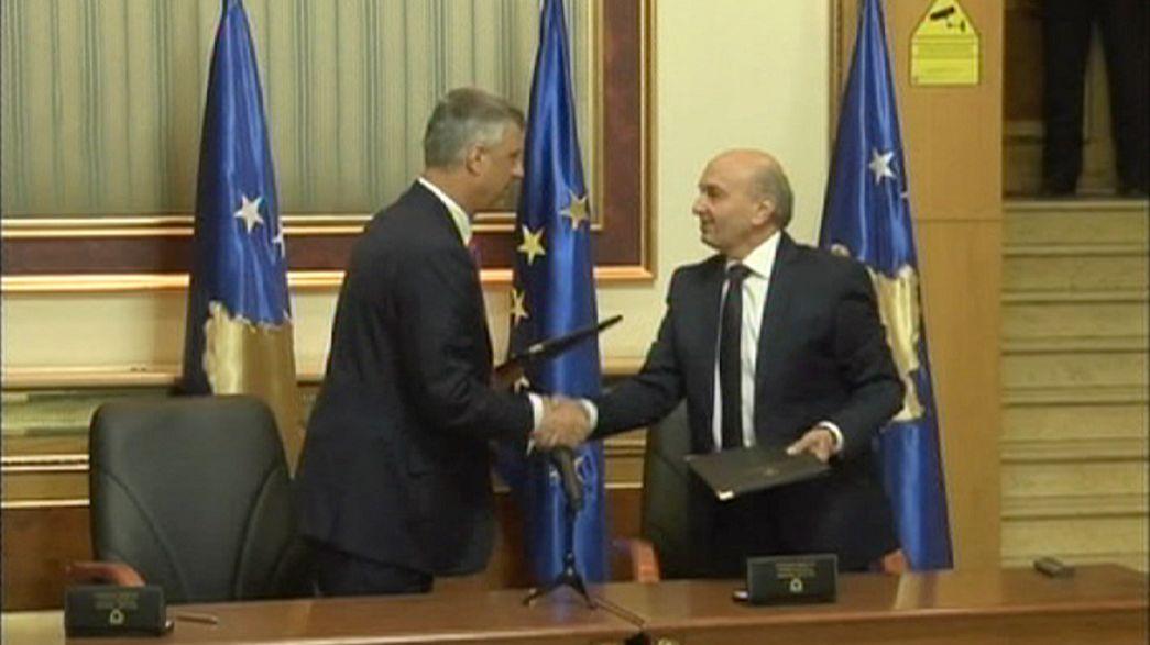 Ende der Blockade: Kosovo hat eine neue Regierung