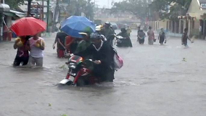Hagupit death toll rises to 27 as storm heads for Manila