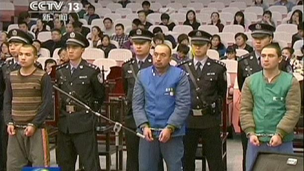 China: Eight given death penalties over Xinjiang attacks