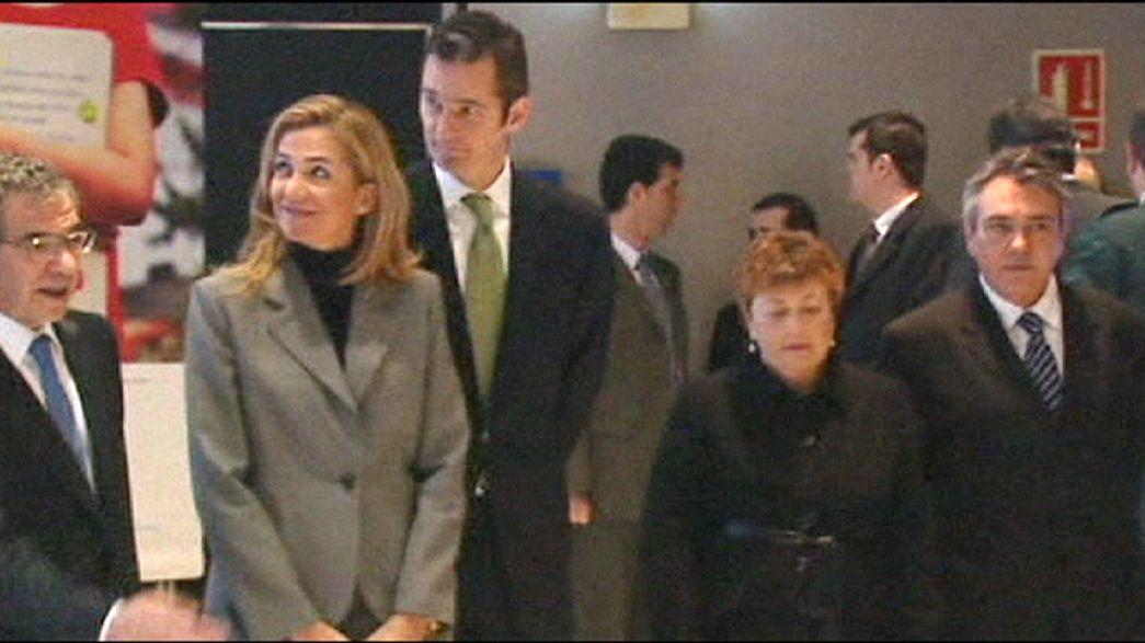 OK Acusações contra cunhado do rei de Espanha poderão valer mais de 15 anos de prisão