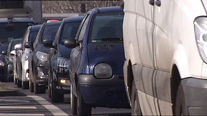 Мэр Парижа запрещает дизельные авто