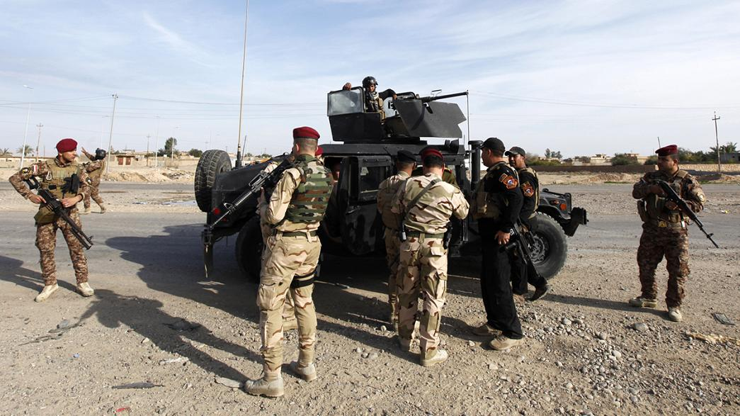 US-Verteidigungsminister Hagel überraschend im Irak eingetroffen