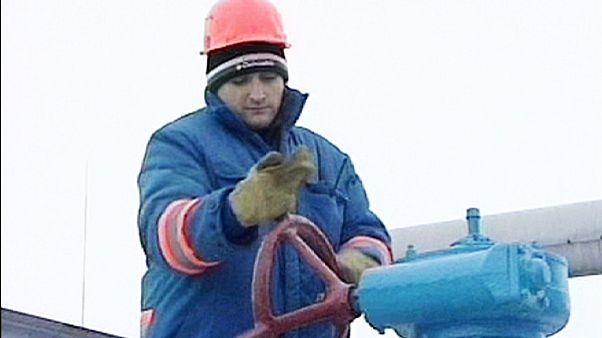 Ismét megy az orosz gáz Ukrajnának