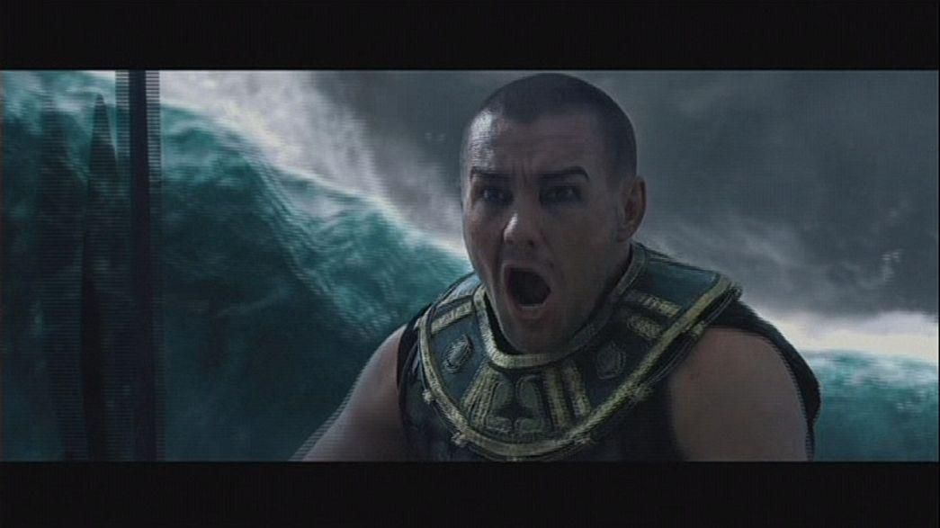 خروج النبي موسى من مصر، برؤية المخرج ريدلي سكوت