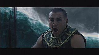A Monty Pythonnal készült az új Exodus főszereplője a forgatásra