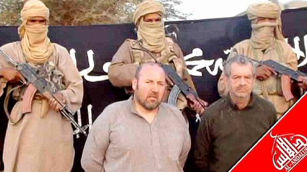 French hostage Serge Lazarevic freed three years after capture by al Qaeda in Mali