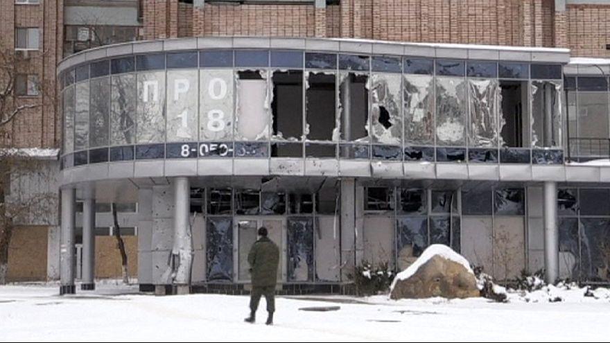 """Украина: """"день тишины"""" на юго-востоке"""
