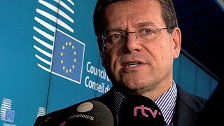 Bruselas debate alternativas al gasoducto cancelado por Rusia