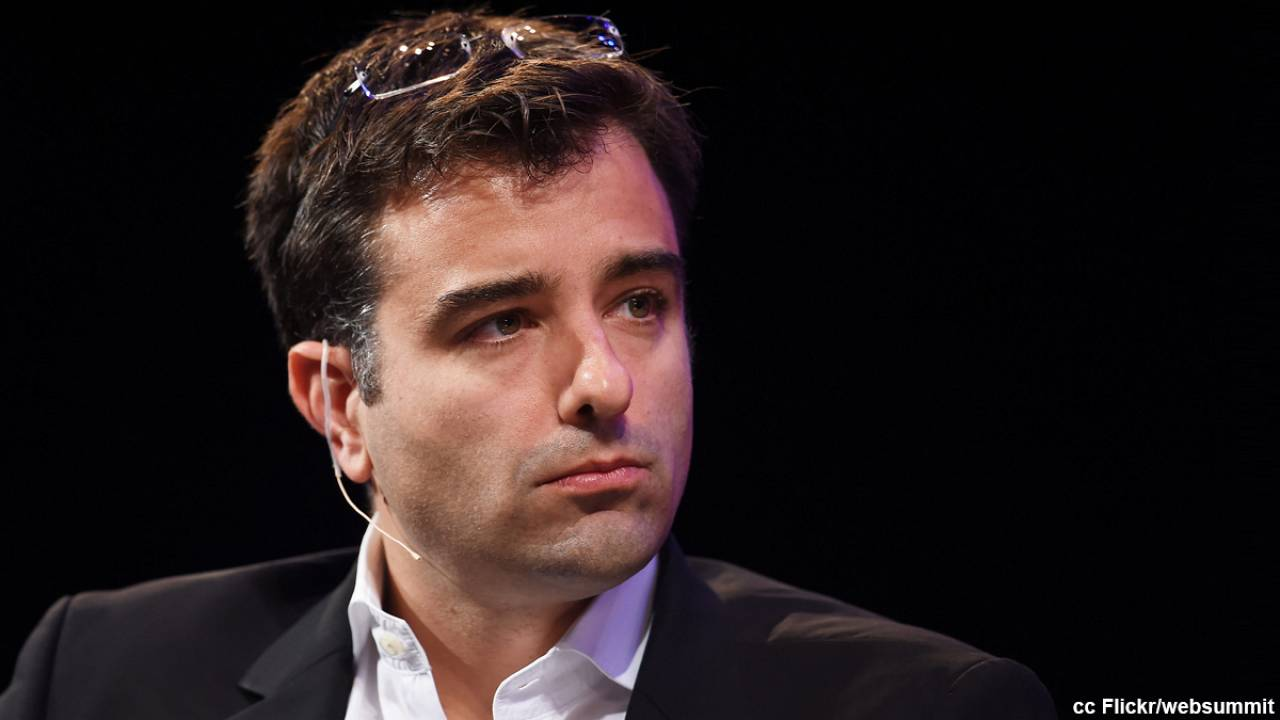 LeWeb 2014: hanging out with BlaBlaCar founder Nicolas Brusson