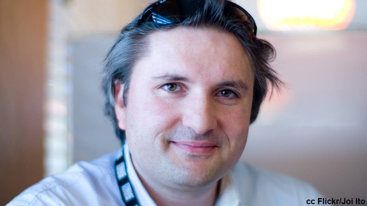 LeWeb 2014: hanging out with SoftTech VC founder Jeff Clavier
