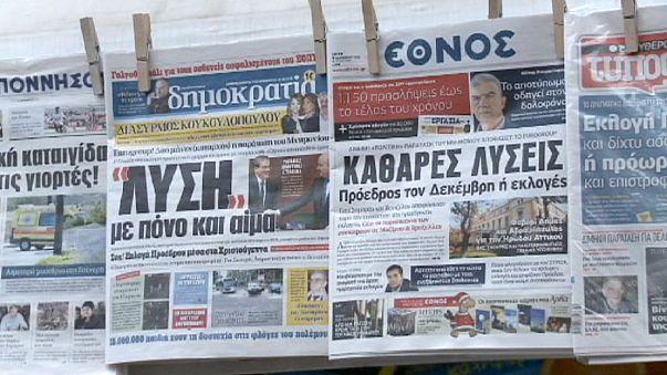 Újabb kihívás előtt Görögország
