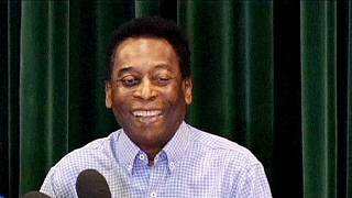Pele discharged from hospital