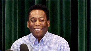 Pelé győzött, kijött a kórházból, és a riói olimpián újra játszani akar