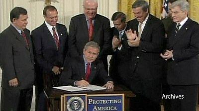"Le Patriot Act, la loi antiterroriste jugée ""anti-citoyenne"""