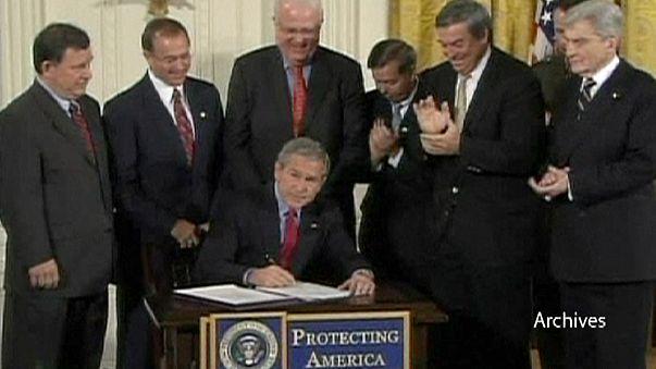 """قانون """"باتريوت أكت"""": خنق الحريات بإسم الدفاع عن أمريكا"""