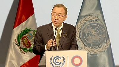 Ban Ki-moon quer novas políticas ambientais