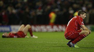 Champions League: Juve agli ottavi, basta il pari con l'Atletico, Liverpool fuori