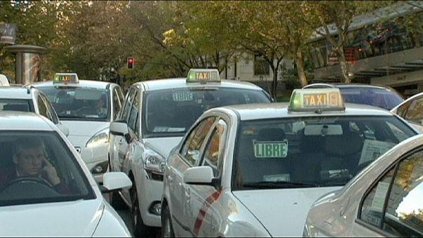 Uber iki ülkede daha yasaklandı