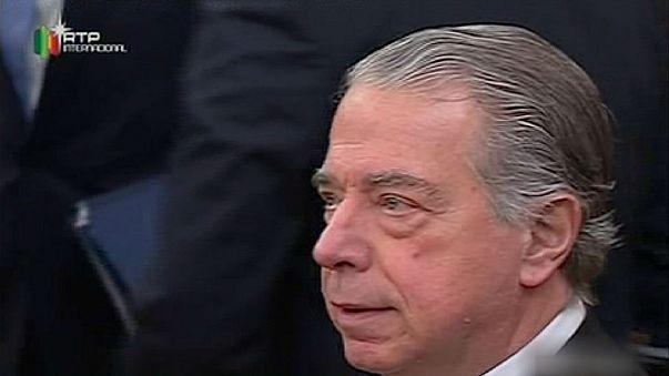 Früherer BES-Chef gibt Lissabon Schuld an Bank-Pleite