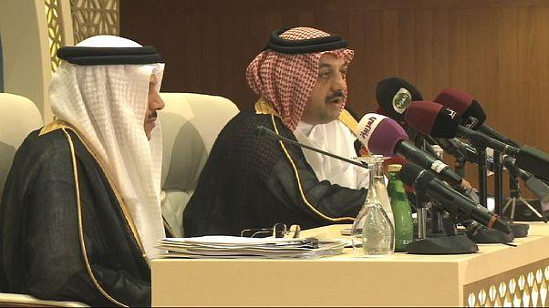 Cimeira dos países do Golfo Árabe