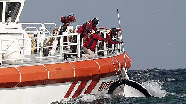Minden eddiginél több menekült halt meg idén a Földközi-tengeren
