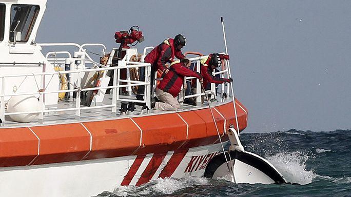 أكثر من 3419 مهاجرا غير شرعي قضوا في عرض البحر عام 2014